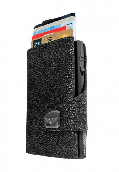 Wallet CLICK & SLIDE Sting Ray Black/Black