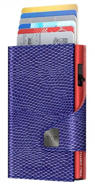Monedero CLICK & SLIDE Iguana Glossy Violet/Red