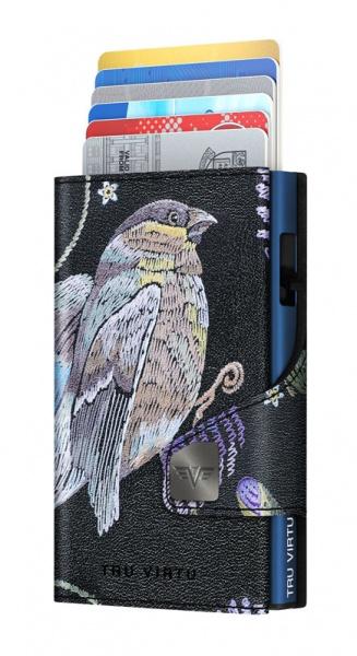 Bourse CLICK & SLIDE Bird & Clover/Titan