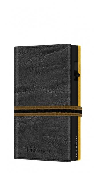 Wallet C&S Strap Cross Caramba Black Earth/Black
