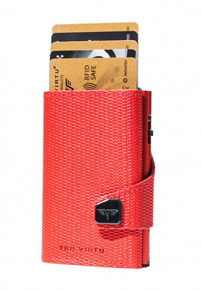 Click & Slide Rhombus Coral/Red