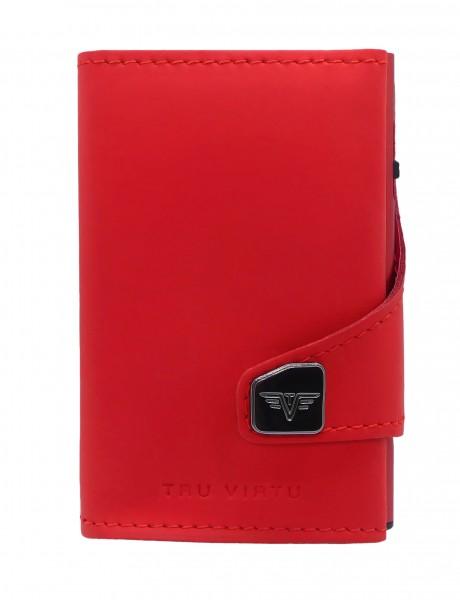 Bourse CLICK & SLIDE Red Matt/Red