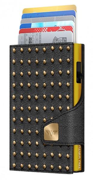 Wallet CLICK & SLIDE Punk Gold/Gold